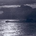 U 869 Training 7 at sea