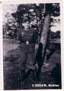 Nedel 1943 in Lithuania