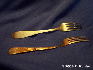 U-869 Forks