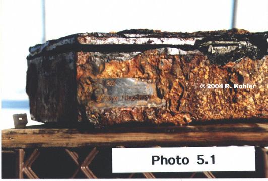UW Artifact U 869 Box with tag